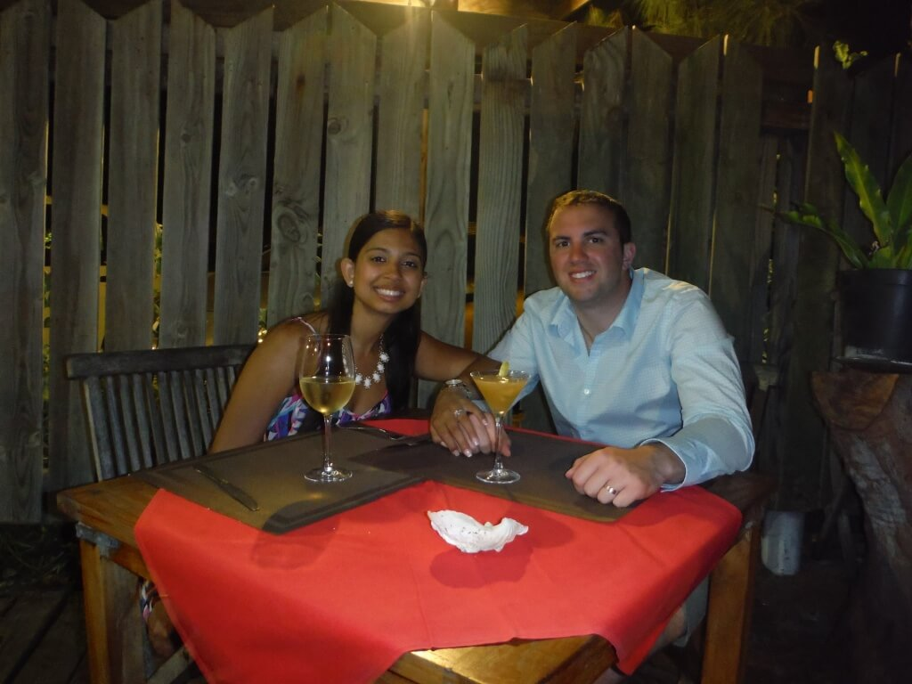 restaurants in bora bora